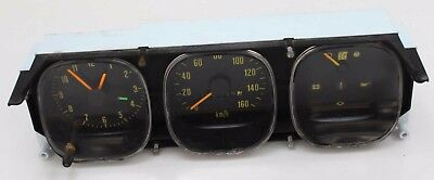 Used Holden LX Torana Instrument / Dash Cluster Genuine 199,336 K's Suit Spares