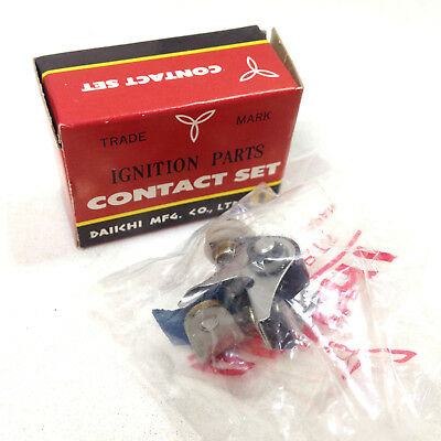 Vintage Motorcycle IGNITION PART CONTACT SET YAMAHA XT500 Japan NOS