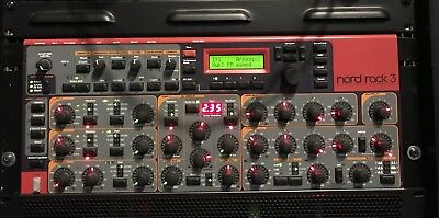 Nord Lead 3 Rack With Ears