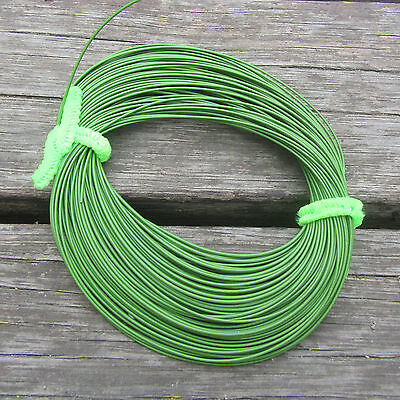 100Ft Fly Fishing Line Wf8F Weight Forward Floating Fly Line 30.5Meters Green