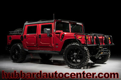 2006 Hummer H1 Fully Custom, New Wheels and Tires 2006 Hummer H1 Alpha, Fully Custom, One of the best one the market!
