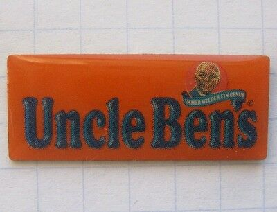 UNCLE BEN´S  / REIS  .................................. Pin (103f)