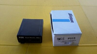 NCE Smart Booster SB3a with 5 amp Power Supply