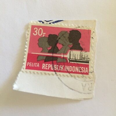 Indonesia Postage Stamp Collectable