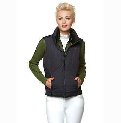 NEW Gersemi Ladies Lisa Down Filled Vest - Solid Navy - S, L