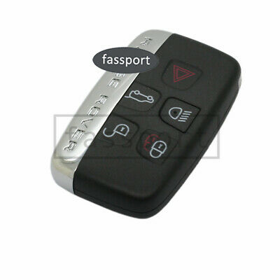 Genuine Replace Key Shell fit for LAND Range ROVER LR4 Smart Remote Key 5 BTN
