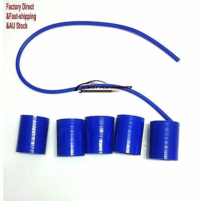 SILICONE HOSES Kit For Ford Falcon Turbo XR6 BA BF DIRECT TYPHOON FPV F6 G6ET SP