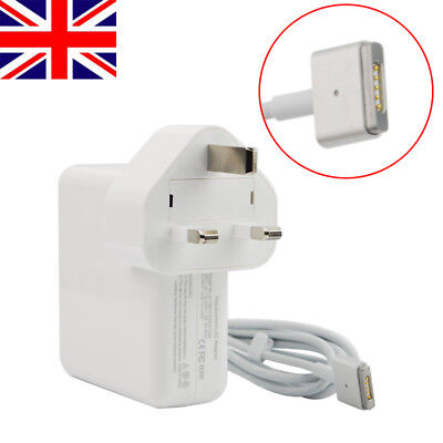 60W Power Adapter Charger For Apple MacBook Pro Magsafe 2 T-Tip Retina 13-inch