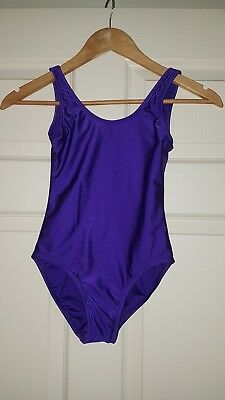 girls size 8 gymnastics leotard