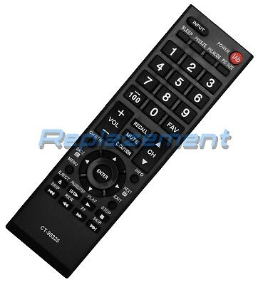 RPZ CT-90325 LCD TV Remote for Toshiba 32C100U 65HT2 58L1350 55SL412 55S41 55HT1