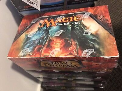 MTG - Factory sealed English New Phyrexia booster box