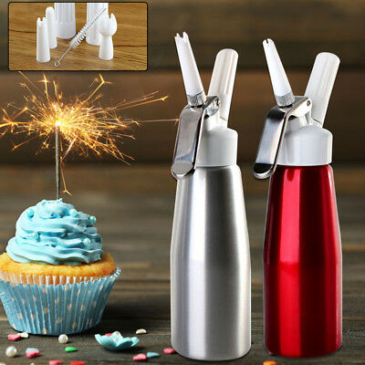 2019 CREAM WHIPPER Whip Coffee Dessert Butter Dispenser CHARGERS FOAM WHIPPED AU