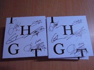 SECHSKIES - ANOTHER LIGHT (5th Mini Promo) with Autographed (Signed)