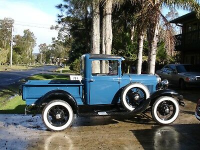 1930 Ford Model A Pickup RHD