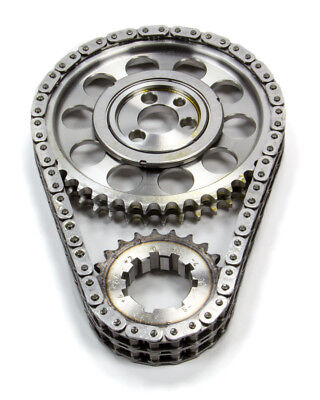 "ROLLMASTER 0.005"" Double Roller Red Series SBC Timing Chain Set P/N CS1040-LB5"