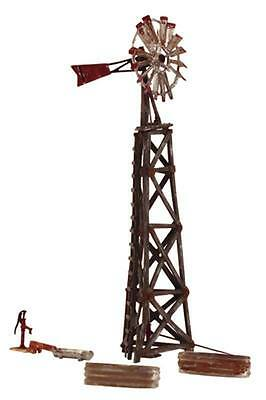 Woodland Scenics OLD Windmill N SCALE BR4936 for Model Trains - Ready Built