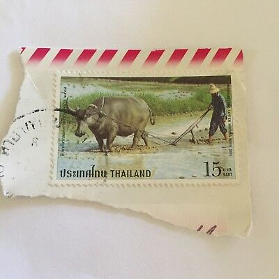 Thailand Postage Stamp Collectable