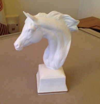 Royal Worcester Horses Head - Phaethon Unboxed