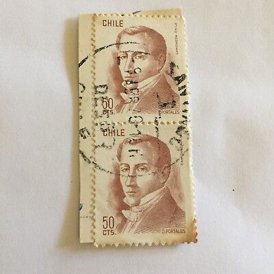 Chile Postage Stamp Collectable