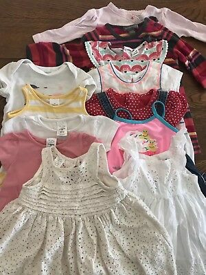 Baby Girl Bulk Bundle Size 00 3-6 Months - Sprout, Pumpkin Patch