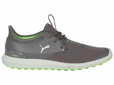 Puma Ignite Spikeless Sport Golf Shoes - Smoked Pearl