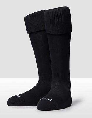 Canterbury Plain Playing Sock Rugby Accessories Socks Black