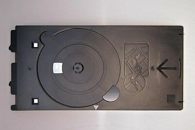 Canon PRO-1 CD-R Printing Tray, Required for printing CD's/DVD's with the PRO1