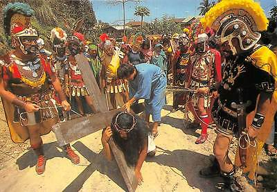 Philippines Passion of Christ rituals