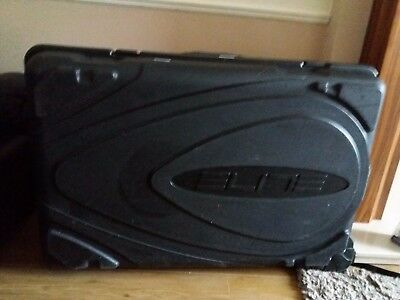 Elite Vaison Bike Box Hard Case - Excellent Condition