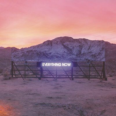 ARCADE FIRE Everything Now (Day Version) Vinyl LP 2017 NEW & SEALED