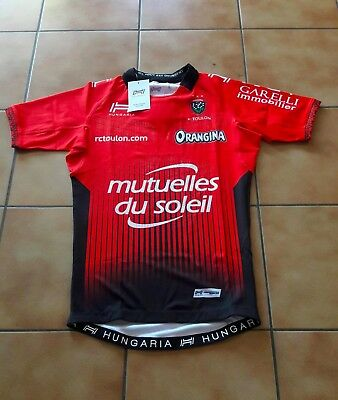 Maillot rugby RC Toulon 2017/18