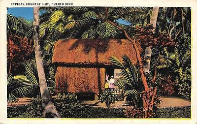 Puerto Rico - Typical Country Hut
