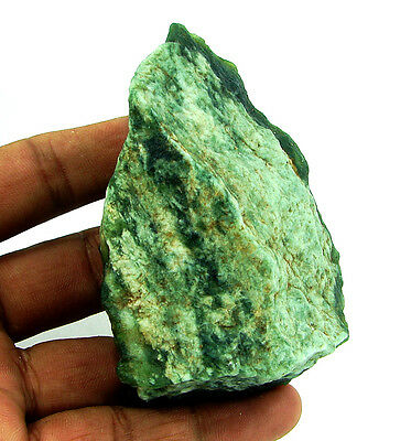 1083.00 Ct Natural Green Serpentine Loose Gemstone Rough Specimen - 4463