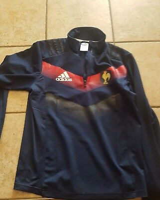 Sweat xv de France rugby