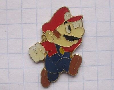 SUPER MARIO / NINTENDO ........................... Comic-Pin (140j)