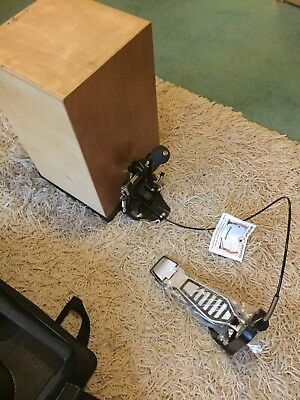 Cajon/ Remote Bass Drum Pedal by Schlagwerk BRAND NEW