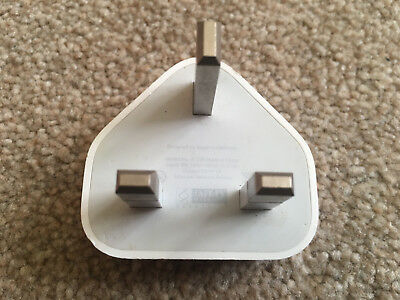 Genuine Apple Charger iPhone 7 6 6s 5s 4s iPad Mini Official Mains Usb Plug