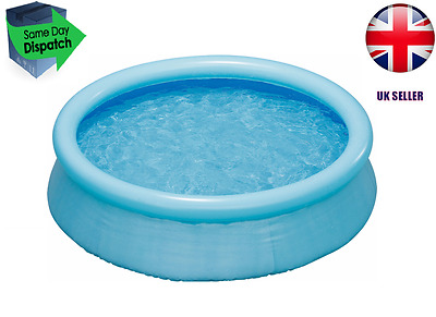 Kids 5ft Inflatable Blow Up Garden Paddling Pool Outdoor Fun Swimming Play Toy
