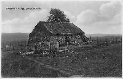 Scotland Culloden Cottage, Moor