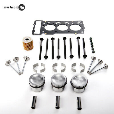 Smart Roadster 60 KW Engine Overhaul Kit