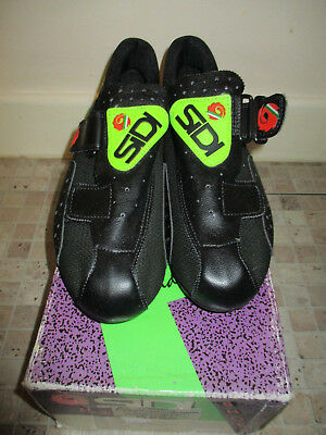 Sidi road shoes Size 40 (for plain pedals only)