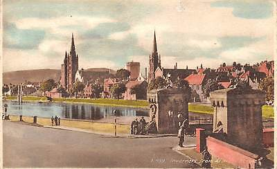 Scotland Inverness from Ardross Street