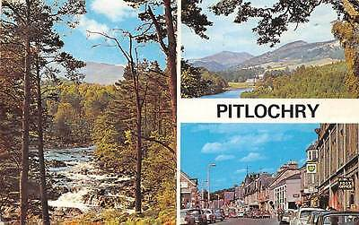 Scotland Pitlochry, Perth, many attractions