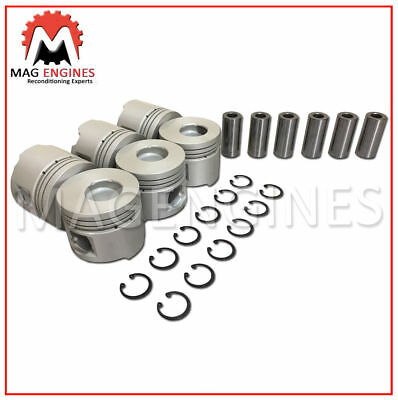 Rebuild Kit Toyota 1Hd-Turbo Diesel (Pistons Rings Bearings & Full Gasket Kit)