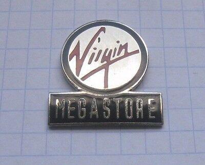 VIRGIN MEGASTORE  / HANDESKETTE ..................... Pin (148b)