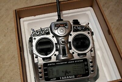 Frsky Taranis X9D Plus Transmitter MODE 2