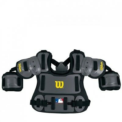 Wilson Fitted Umpire Chest Protector (33cm ). Shipping Included