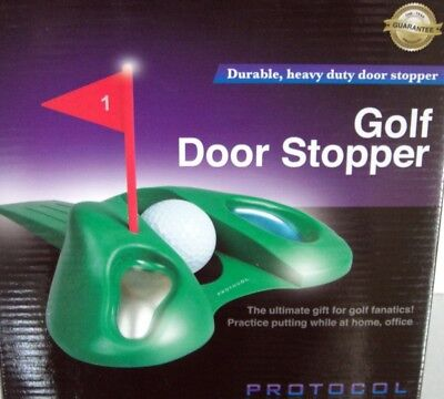 Golf Door Stopper. Protocol. Shipping Included