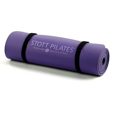 (Deep Violet) - STOTT PILATES Pilates Express Mat. Delivery is Free