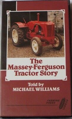 The Massey Ferguson Tractor Story told by Michael Williams